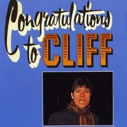 Congratulations Cliff Richard